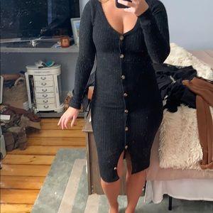 Abercrombie sweater dresss